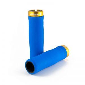 Niebieski / Złoty